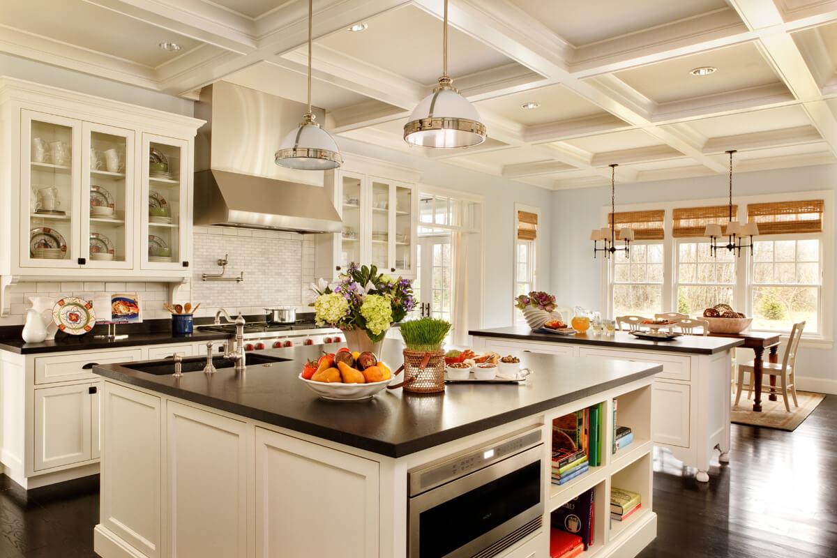 Красивые дизайны кухни с